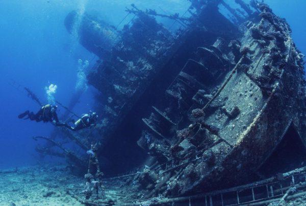 Vrakove potápění