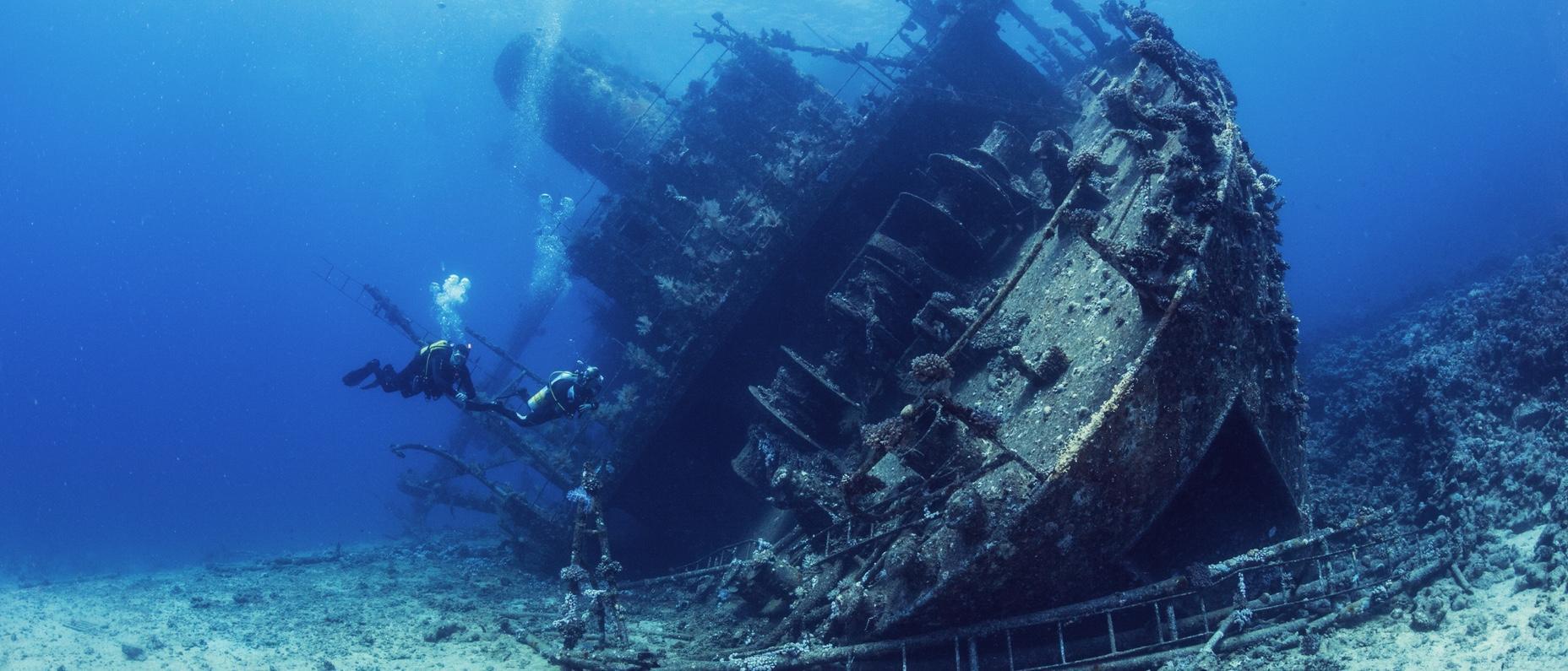 Severní safari Ras Mohammad, Tiranské ostrovy, Dahab – potápění Egypt