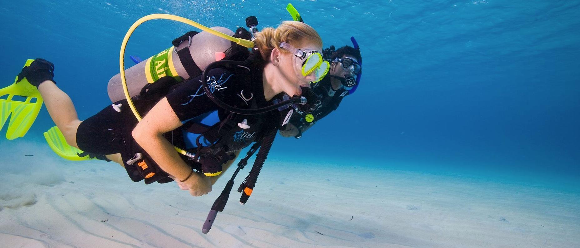 Nitrox Diver – potápění s obohaceným vzduchem