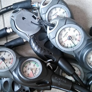 Servis potápěčských automatik ALEA Divers