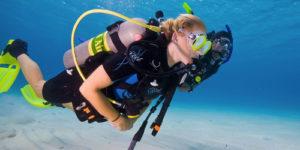 PADI Nitrox Diver – kurz potápění s obohaceným vzduchem @ ALEA Divers - centrum potápění | Hlavní město Praha | Česko