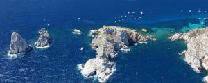 Španělsko Illes Medes @ Ostrovy Medes | L'Estartit | Catalunya | Španělsko