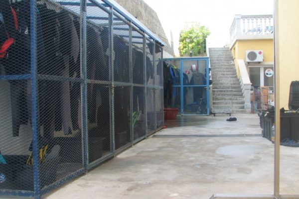 silo diving storage