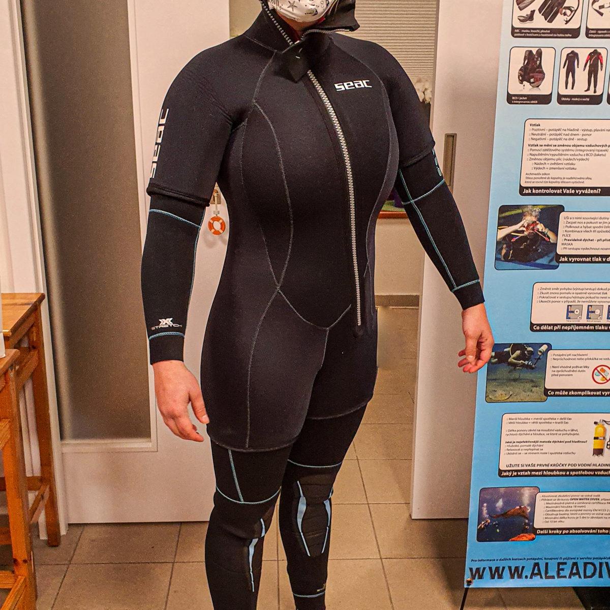 alea divers wetsuit