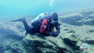 Potápění na Slapech @ ALEA Divers - Rabyně